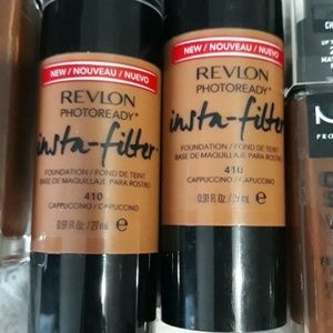 NYX Makeup - NYX and Revlon make up